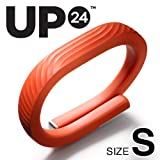 Jawbone UP24 by JAWBONE - PERSIMMON (SMALL)