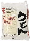 Myojo Jumbo Udon Noodles, No Soup, 19.89 Ounce