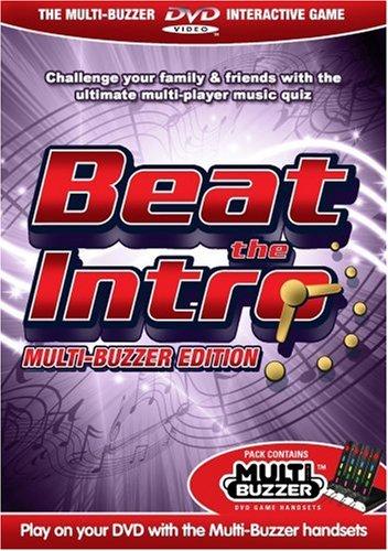 Beat The Intro Multi-buzzer Edition [DVD]