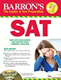 Barron's SAT with CD-ROM, 26th Edition (Barron's Sat (Book & CD-Rom))
