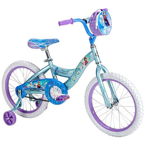 18 Huffy Disney Frozen Girls Bike