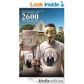 2600 Magazine: The Hacker Quarterly - Autumn 2011