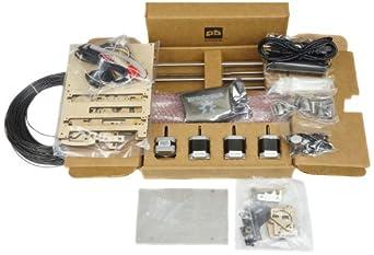"Printrbot Simple 2014 3D Printer Kit, PLA Filament, 1.75mm Ubis Hot End, 4"" x 4"" x 4"" Build Volume"