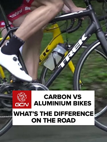 Carbon Vs Aluminium Bikes