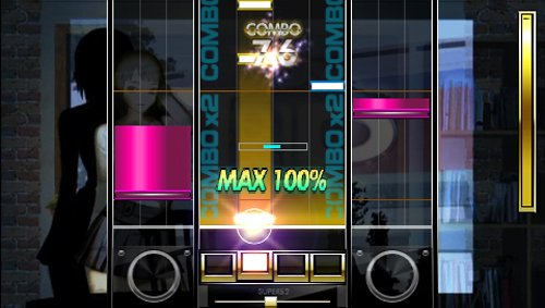 DJ MAX PORTABLE 3(限定版:サウンドトラック、ビジュアルブック) 特典 オリジナルプレミアムディスク(「DJ MAX PORTABLE 2」メモリアル映像他収録)同梱