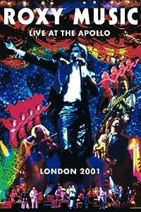 Roxy Music - Live at the Apollo