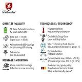 8 Funkrauchmelder im Set Pyrexx PX-1C V3-Q mit mehr als 10 Jahre-Batterie Laufzeit (Lithium) inklusive Kleiner Brandmeister Brandschutzfibel, Befestigung per Magnet, Wartungs-App, Funkmodul, Feuermelder Made in Germany Brandmelder mit TÜV und Q-Zertifikat funkvernetzt weiß klein laut batteriebetrieben selbstklebend smarthome vernetzbar koppelbar -