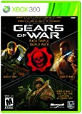 Gears of War: Triple Pack (Gears of War / Gears of War 2 / Gears of War: All Fronts Pack)