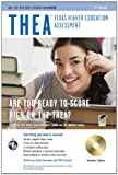 img - for THEA (Texas Higher Education Assessment) w/CD-ROM 9th Ed. (THEA Test Preparation) book / textbook / text book