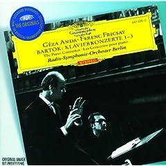 Bart�k: Piano Concerto No.3, BB 127, Sz. 119 - 2. Adagio religioso