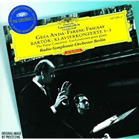 B�la Bart�k: Piano Concerto No.2, BB 101, Sz. 95 - 1. Allegro