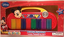 Disney Mickey Mouse Clubhouse Musical Keyboard