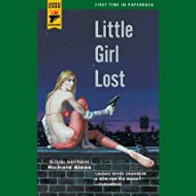 Little Girl Lost: A John Blake Mystery (       UNABRIDGED) by Richard Aleas Narrated by L. J. Ganser