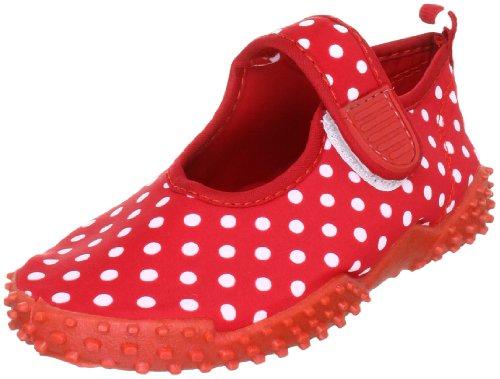 Bilder von Playshoes Aqua-Schuh Punkte mit höchstem UV Schutz nach Standard 801 174776 Unisex - Kinder Sandalen/Bade-Sandalen