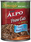 Alpo Prime Cuts in Gravy Canned Dog Food, Lamb & Rice, 13.2 oz by AMERICAN DISTRIBUTION & MFG CO