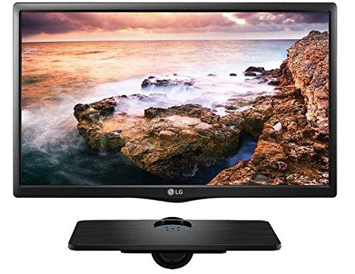 LG 24LF515A 60 cm (24 inches) HD Ready LED TV (Black)
