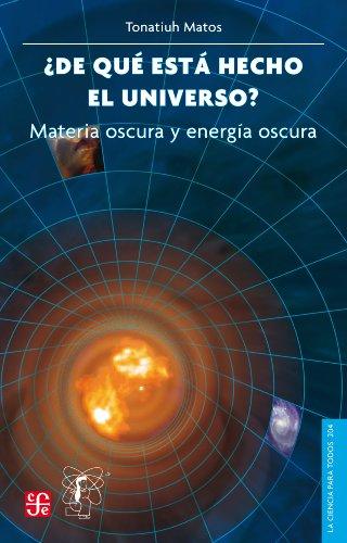 ¿De qué está hecho el universo?. Materia oscura y energía oscura: 0 (Poltica)