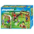 Playmobil - 4185 - Jeu de construction - Cavaliers et carri�re