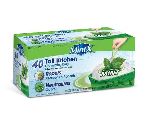 Mint X Mx2427w40ds Plastic Rodent Raccoon Repellent Tall