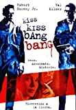 Kiss Kiss Bang Bang (Import Dvd) (2006) Robert Downey Jr; Michelle Monaghan; R