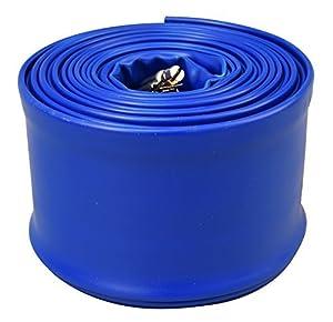 Blue Devil B8259 Backwash Hose 2 Inch Swimming Pool Hoses Patio Lawn Garden