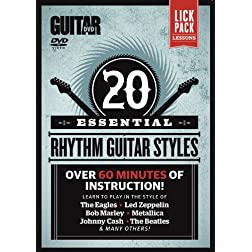 Guitar World: 20 Essential Rhythm Guitar Styles