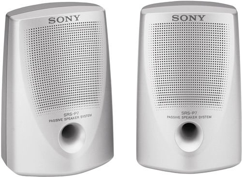 Sony PERSONAL SPEAKERB00007EDVJ : image