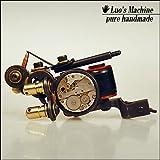 Luo's pure handmade tattoo machine new welcomed style LS-51