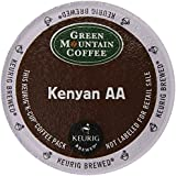 Green Mountain Coffee Kenyan AA, K-Cup Portion Pack for Keurig Brewers 24-Count (Packaging May Vary)