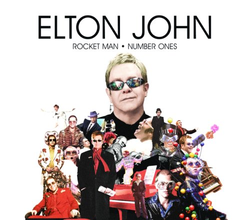 Elton John - Rocket Man-Number Ones - Zortam Music