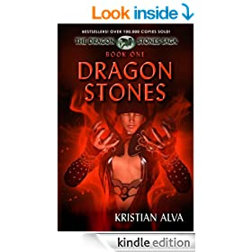 Dragon Stones (Book one of the Dragon Stones Saga)