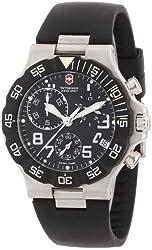 Victorinox Swiss SWISSA-241430 Summit XLT Chronograph Stainless Steel Watch