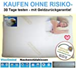 Visco Mind Orthop�disches Kopfkissen...