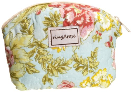 Ringarose Women's Make Up/Money Purse Summer Bloom RA1009B