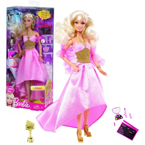 Mattel Year 2012 Barbie