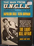 img - for The Man From U.N.C.L.E. (UNCLE) Magazine January 1967