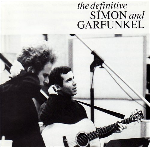 The Definitive Simon Garfunkel Cd Covers
