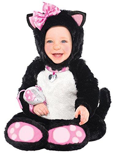 Kätzchen Kostüm für Babys - 6-12 Monate