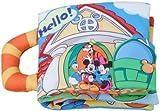 ディズニーベビー ミッキーマウス & フレンズ びっくり!  とびだす!  布えほん