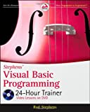 Stephens Visual Basic Programming 24-Hour Trainer