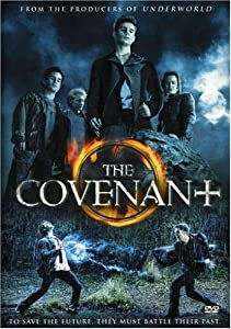 "Cover of ""The Covenant"""