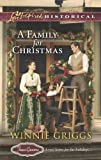 A Family for Christmas (Texas Grooms (Love Inspired Historical))