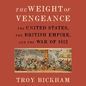 The Weight of Vengeance Audiobook