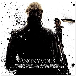 Anonymous Filmmusik (Import)