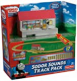 Toy / Game Expand the World of Exciting Thomas & Friends TrackMaster Sodor Sounds Track Pack Includes 17 Pieces