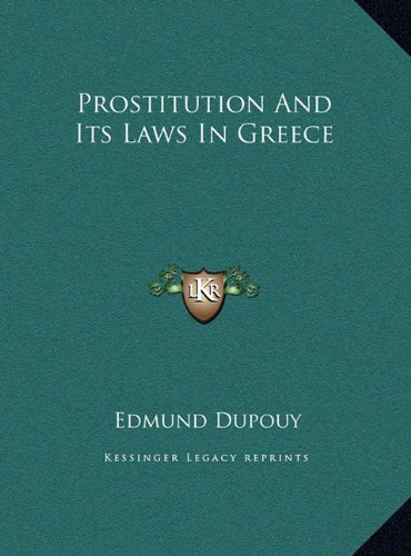 Prostitution and Its Laws in Greece