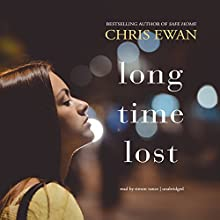 Long Time Lost Audiobook by Chris Ewan Narrated by Simon Vance