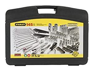 Stanley 94-376 145-Piece Socket and Wrench Set