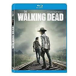The Walking Dead Temporada 4 Español Latino [Blu-ray]