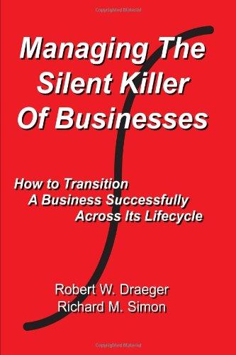 Gérer le tueur silencieux des entreprises : Comment faire passer une entreprise avec succès dans l'ensemble de son cycle de vie